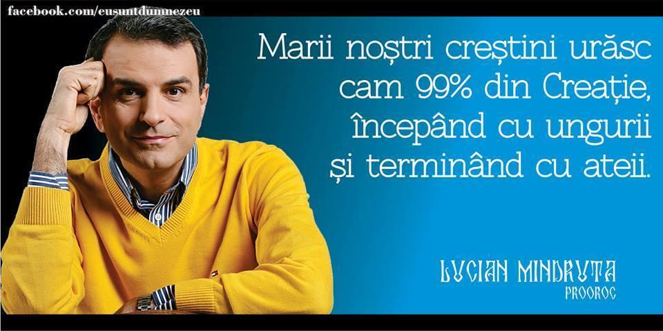 Citat Lucian Mandruta