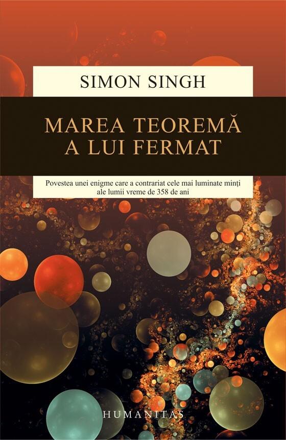 Simon Singh, Marea teoremă a lui Fermat