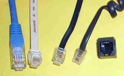 Conectori RJ