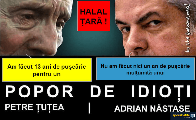Tutea versus Nastase