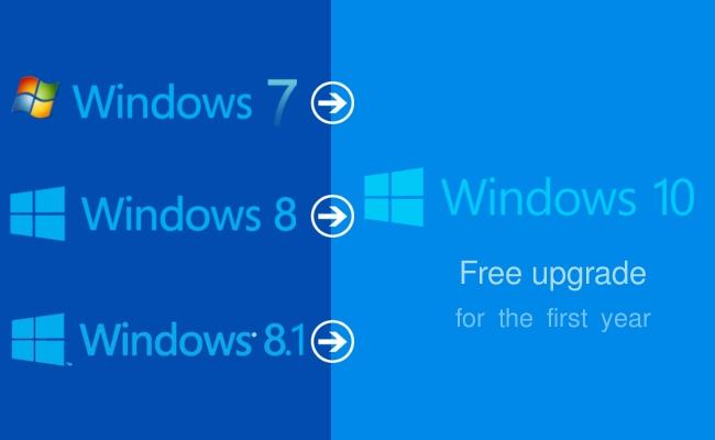 De la Windows 10 la Windows 7